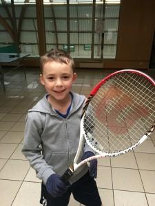 Baptiste COCRIAMONT (9 ans)