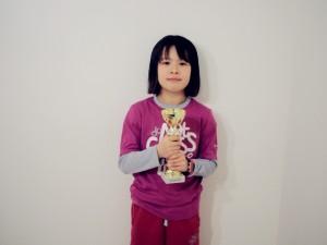 Océane LECOCQ (9 ans)