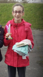 Enola GOUVION (13 ans)